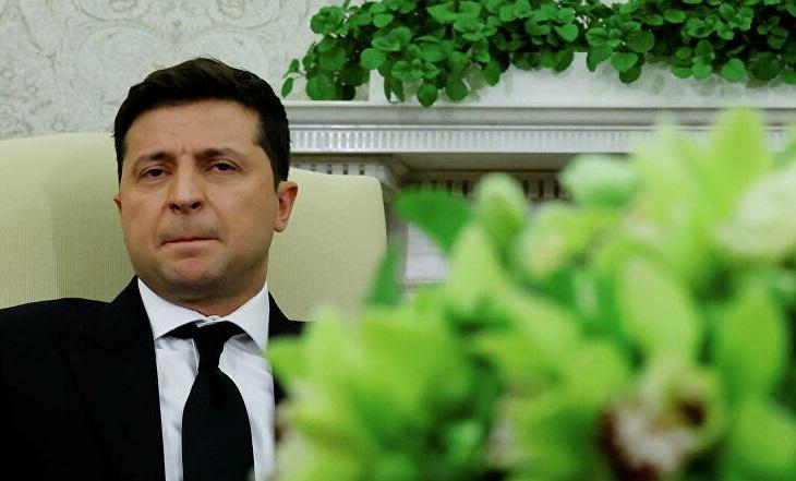 Зеленский пофантазировал на тему Украины