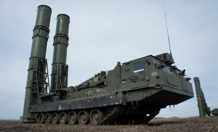 УКРАИНСКИЕ С-300 ГОТОВЯТ К СТОЛКНОВЕНИЮ С ВКС РОССИИ