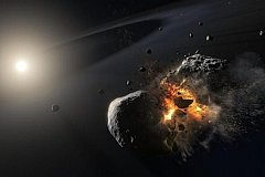 Куда исчезла планета- зомби?