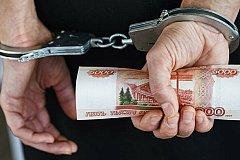 Офицер УСБ МВД Петербурга задержан с взяткой в 20 миллионов рублей