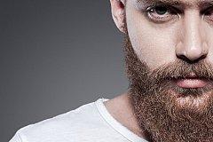 В мужской бороде больше микробов, чем в собачьей шерсти