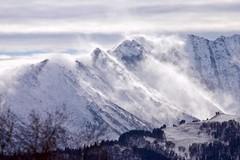 МЧС предупредило о буране в Приэльбрусье