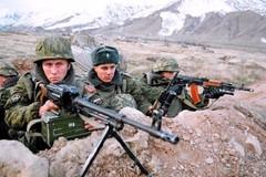 Учения мотострелков ЮВО проходит в Чечне