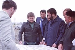 """В Чечне строится автодром """"Крепость Грозная"""""""