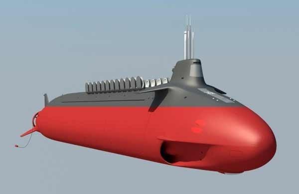 атомные лодки нового поколения