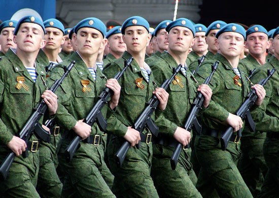 фото десантников на войне