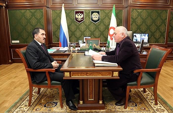Евкуров завел себе нового советника