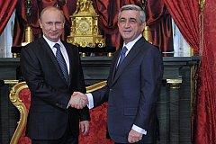 За передачу дела Пермякова в армянский суд Саргсян поблагодарил Путина