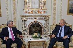 Двести млн долларов выделит Россия Армении для закупки нового вооружения