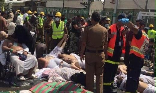 150 паломников погибли в давке в Мекке фото 2