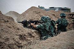 120 раз Азербайджанская армия обстреляла Карабах за ночь