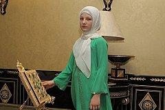 Дочери Кадырова снялись в исламском клипе