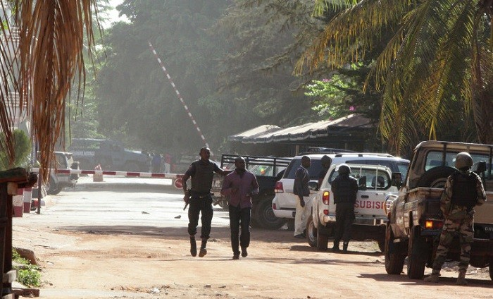 В отеле Radisson Hotel Bamako в Мали заложников больше нет