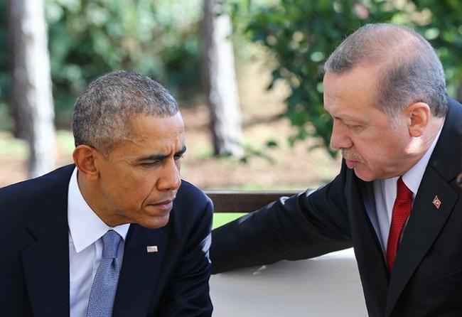 Обама дал добро Эрдогану сбить русский самолет на G20 фото 2