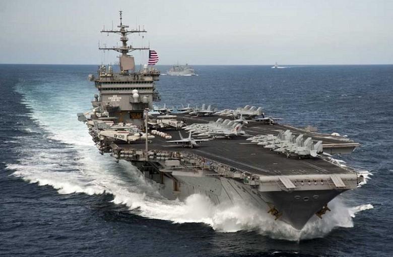 Крейсеры и авианосцы