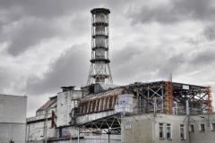 Биосферный заповедник в Чернобыле