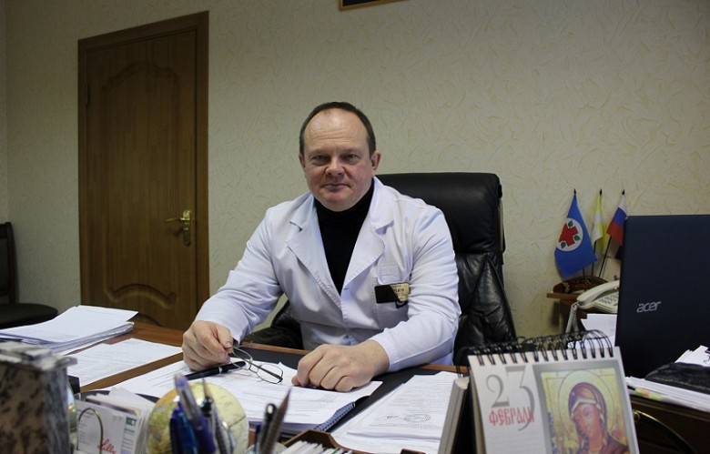 Главный врач Константин Хурцев