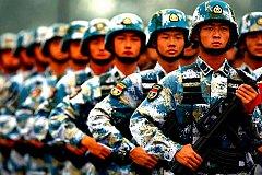 Китай увеличивает свой военный бюджет
