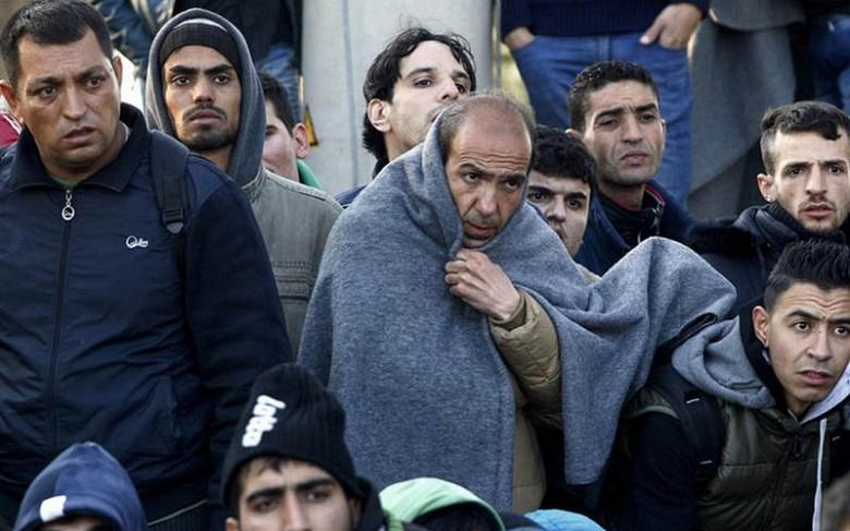 Македония возвратила Греции мигрантов, которые нелегально пересекли границу