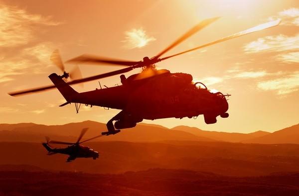 Российские военные помогли в освобождении Пальмиры