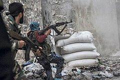 Боевики ИГ в «разборке» перестреляли друг друга