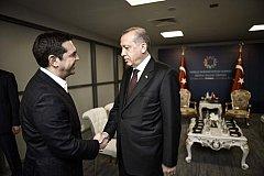 Эрдоган:«Где галстук, грек?». ВИДЕО