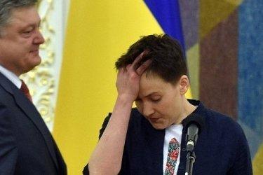 Украинский президент из «дурки». ВИДЕО