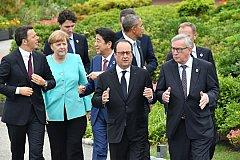 На саммите в Японии договорились о продлении санкций относительно России