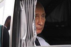 Передвижение Путина по Греции проводится в «электронном поле безопасности»