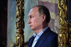 Значимым событием эпохи назван визит Путина на Афон