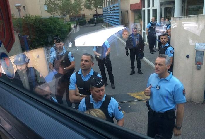 Российского неонациста иорганизатора «махалова» вМарселе депортируют изФранции