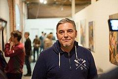 В Петербурге избит художник Николай Копейкин