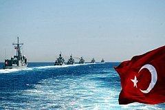 «Бермудский треугольник» в Средиземном море или где «потерялись» турецкие фрегаты