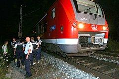 На пассажиров поезда в Баварии напал член ИГ