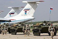 Юг России: войска приведены в повышенную боеготовность