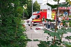 В Мюнхене в торговом центре расстреляны посетители, есть погибшие