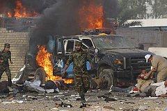 Очередной теракт в Багдаде унес 10 человеческих жизней