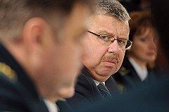 Отстранен от должности глава таможни России Бельянинов
