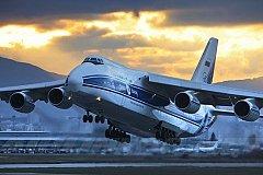 Ан-124 могут начать обслуживать в России