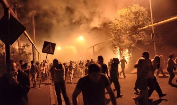 Сдались двое захватчиков здания полиции вЕреване, двое госпитализированы