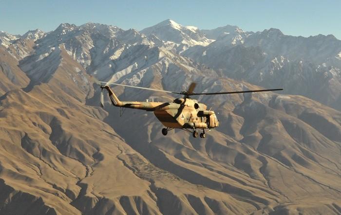 Пакистанский вертолет строго сел наподконтрольной талибам территории Афганистана