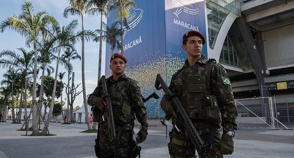 СМИ проинформировали о стрельбе вРио-де-Жайнеро неподалеку от«Мараканы»