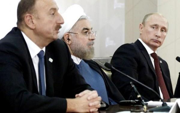 Азербайджан желает участвовать в финансовом снабжении транспортного коридора Север— Президент Алиев