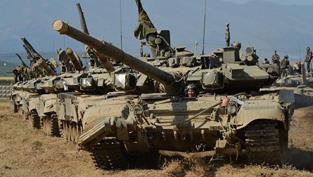 ВЮжной Осетии впроверке русской базы задействуют около тысячи военных