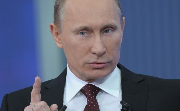 Путин строго ответил зарубежному корреспонденту навопрос опередаче Калининграда