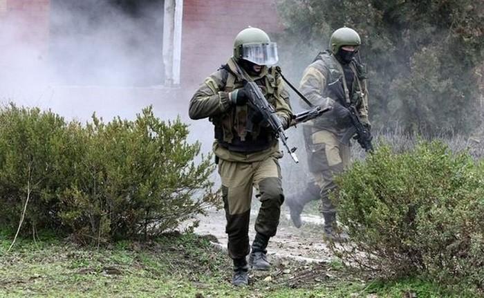 Унейтрализованного вМахачкале боевика обнаружилось видео убийства полицейского