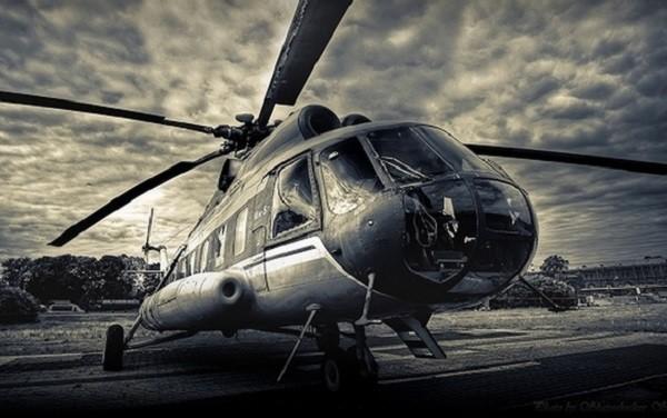 ВКызылординской области упал вертолет, пострадали 4 человека