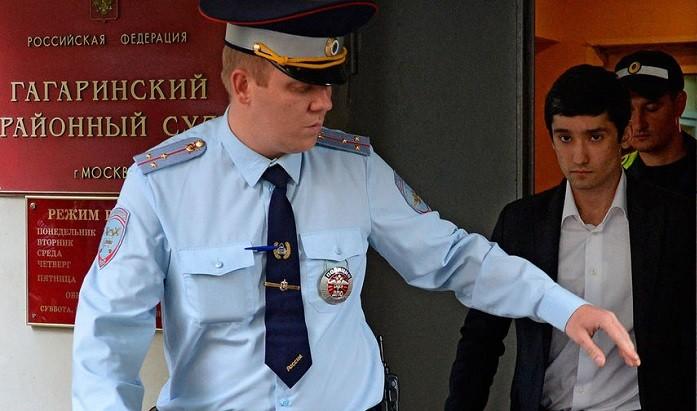 Сын вице-президента ЛУКОЙЛа Шамсуаров обидел журналистку всуде