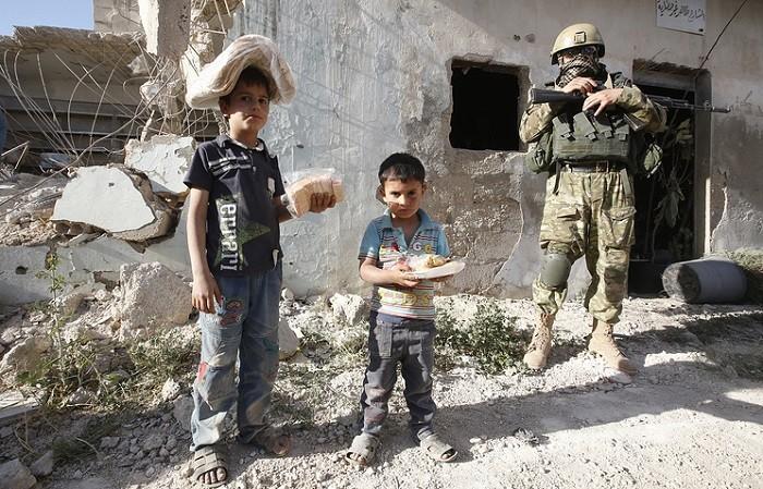 ООН: перемирие вСирии помогло уменьшить количество жертв