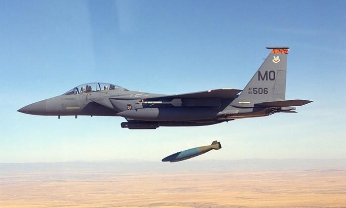 Пентагон: удар коалиции посирийским войскам был нанесен непреднамеренно